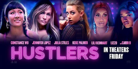 "WBOP MOVIE NIGHT ""HUSTLERS"" $7 DOLLAR TUESDAYS! tickets"