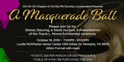 Chi Chi Chi Chapter 2nd Annual Scholarship Gala
