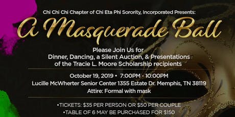Chi Chi Chi Chapter 2nd Annual Scholarship Gala tickets