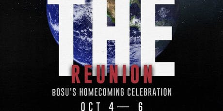 The Reunion 2019: bOSU Homecoming Weekend tickets