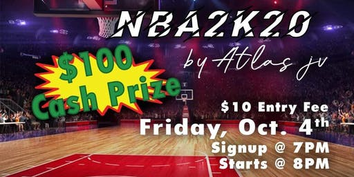 NBA 2k20 Sic'em Hoops Tournament