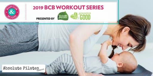 BCB Workout with Absolute Pilates Upstairs Presented by Seventh Generation! (Los Angeles, CA)