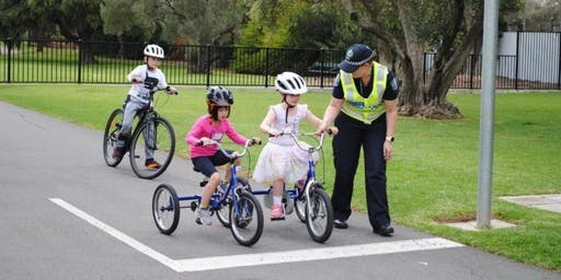 SAPOL Road Safety Centre School Holiday Program (5 - 8 years old)