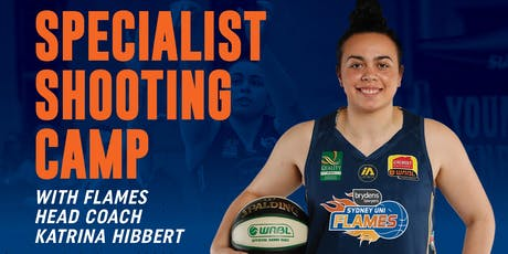 Brydens Sydney Uni Flames Specialist Shooting Clinic tickets