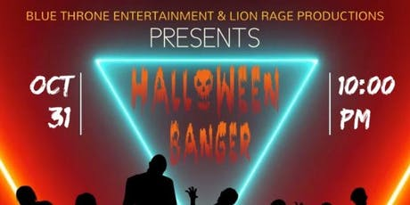 Halloween Banger tickets