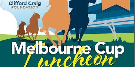 Launceston Friends of Clifford Craig Melbourne Cup Luncheon tickets