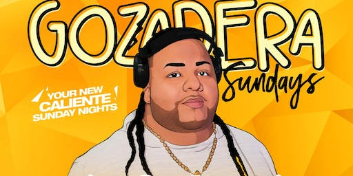 LA GOZADERA | Your New Caliente Sundays at SEVILLA LBC with DJ NELSON