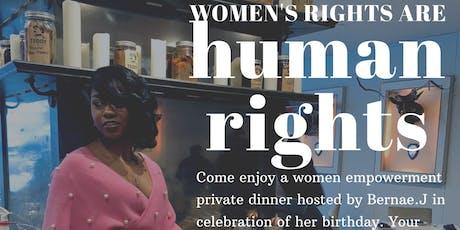 Women Empowerment  Dinner tickets