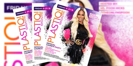 Plastiq! Magazine Official Launch Party tickets