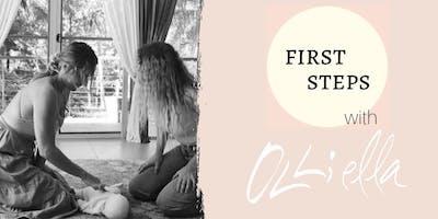 Olli Ella - First Steps CPR Community Event