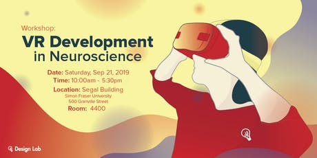 VR Development in Neuroscience tickets