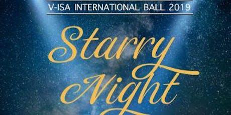 V-ISA's International Ball 2019 tickets