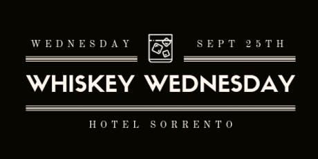 Seattle Gents present Whiskey Wednesday tickets