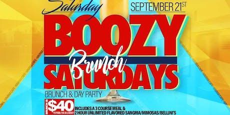 Boozy Brunch Saturday's @ Havana Cafe Castle Hill tickets