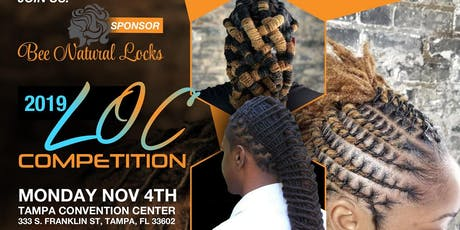 LOC Competition Mane tickets