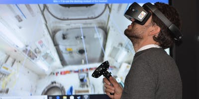 Journey of discovery with VR - Mornington Library