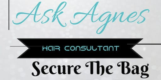 Ask Agnes: Secure the Bag