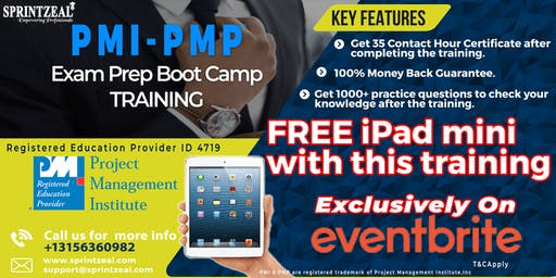 PMP Certification training in Sydney