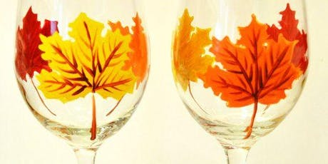 Wine Glass Painting Class tickets