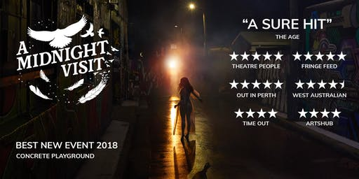 A Midnight Visit: Weds 16 Oct