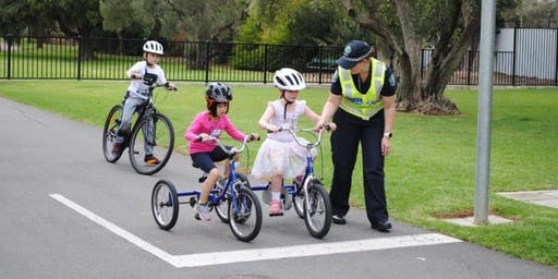 SAPOL Road Safety Centre School Holiday Program (5-8 years old)