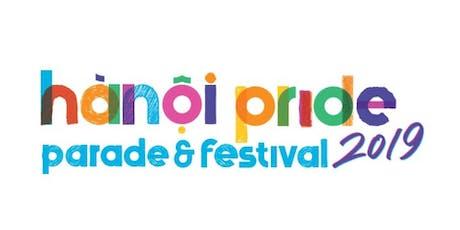 Hanoi Pride 2019 Parade billets