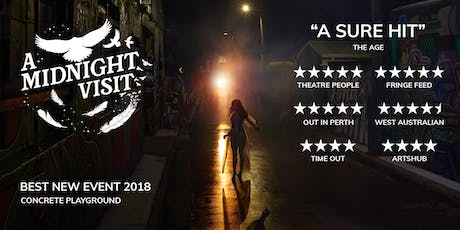 A Midnight Visit: Fri 25 Oct tickets