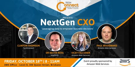 NextGen CXO | Brisbane 2019 tickets
