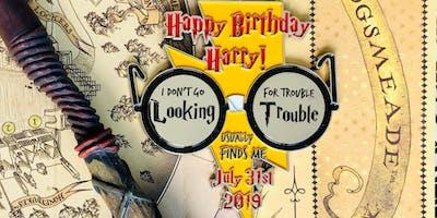 The Happy Birthday Harry 1 Mile, 5K, 10K, 13.1, 26.2Tulsa