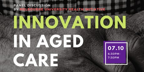 Innovation in Aged Care: Panel Discussion tickets