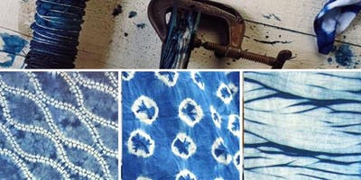Advanced Shibori Indigo Dye Workshop