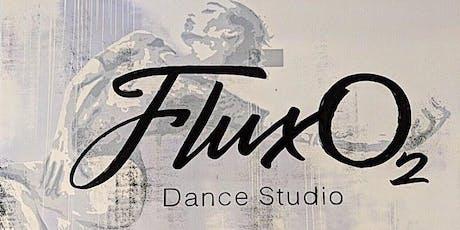 Flux O2 Dance Studio Grand Opening tickets