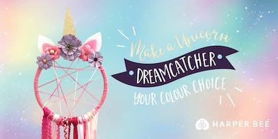 Unicorn Dreamcatcher Workshop @ Chermside Harper Bee