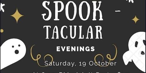 Old School Spooktacular Halloween Party