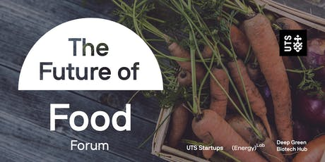 The Future of Food Forum tickets