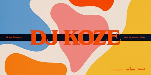 Novel Presents DJ Koze