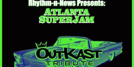 Atlanta SuperJam: Outkast Tribute tickets