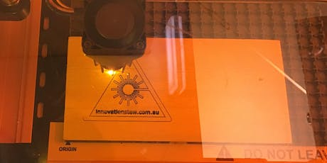 Laser Cutter Induction tickets