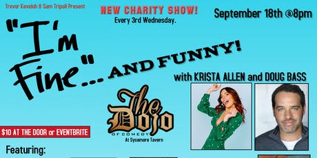 I'M FINE...AND FUNNY! WITH KRISTA ALLEN AND DOUG BASS tickets