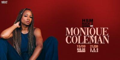High School Party com Monique Coleman no Rio de Janeiro