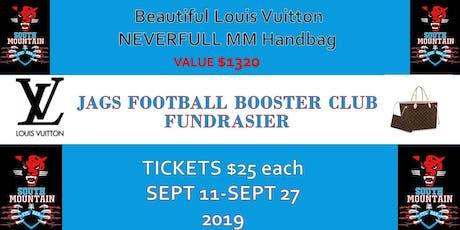 JAGS BOOSTER CLUB: Louis Vuitton Handbag Fundraiser tickets