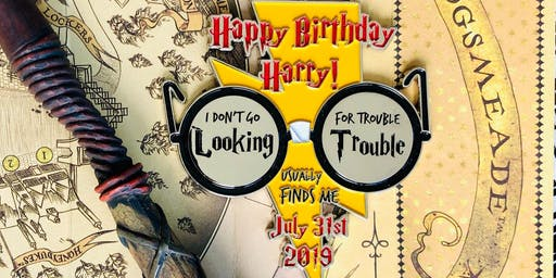 The Happy Birthday Harry 1 Mile, 5K, 10K, 13.1, 26.2San Francisco