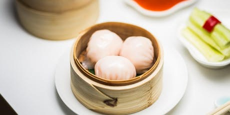 Make VEGAN DIM SUM! Hand make 3 variations of regular dimsum but all VEGAN ;) tickets