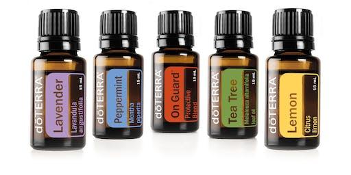Get Ready for Summer - DoTerra Essential Oils workshop