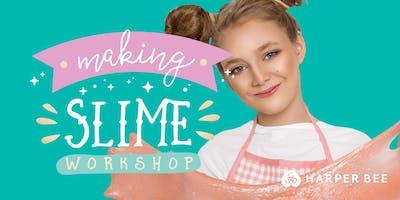Glitter Slime Making Workshop @ Harper Bee Chermside