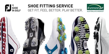 FJ Shoe Fitting Day - Drummond Golf Gosford - Thursday 17th October tickets