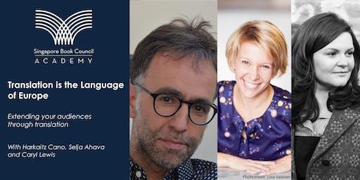 Translation is the Language of Europe