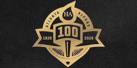 ETA LAMBDA 100: Atlanta Alphas Centennial Gala tickets