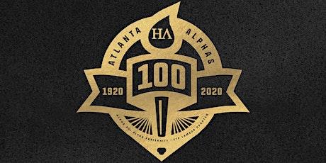 ETA LAMBDA 100: Atlanta Alphas' Centennial Gala tickets