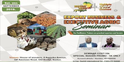 Trade Export Africa
